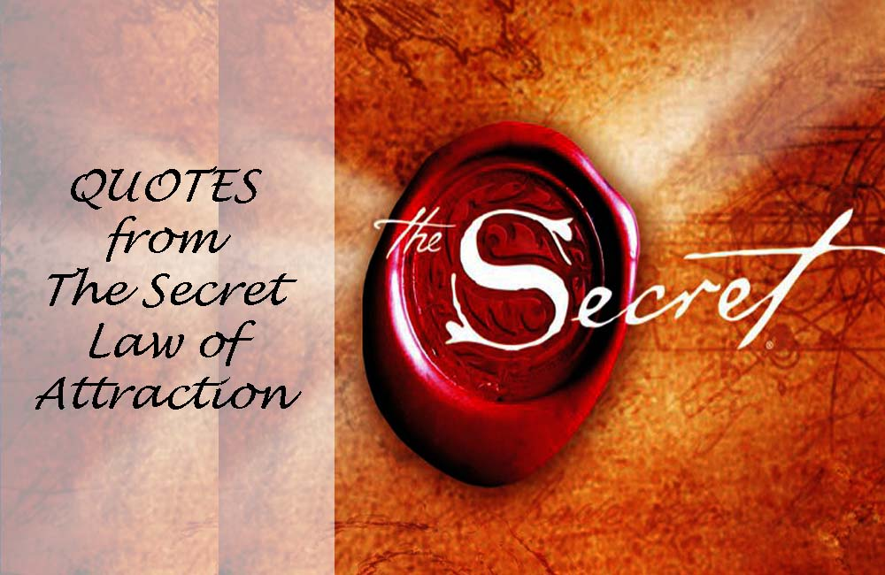 Quotes From The Secret
