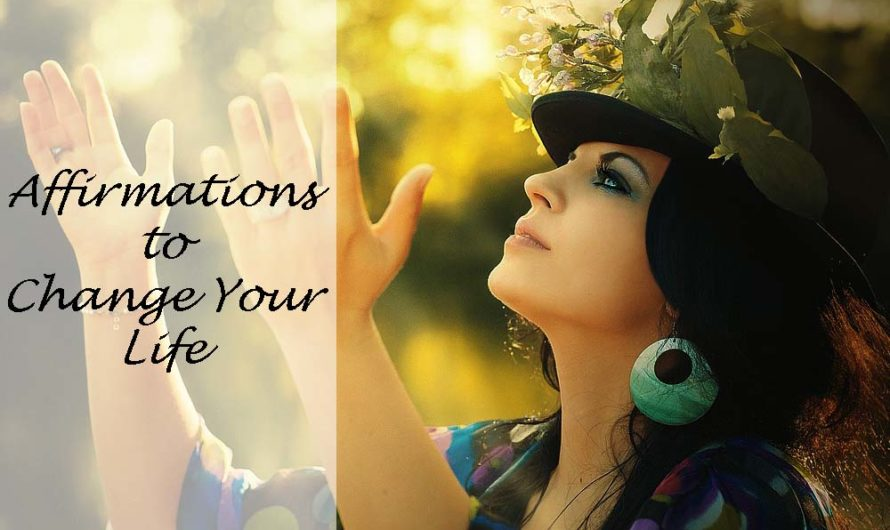 50 Affirmations to Change Your Life