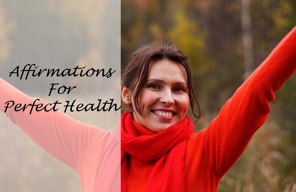 Affirmations For Health